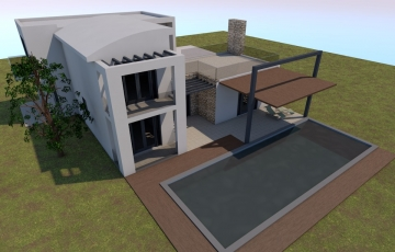 Expansion and Renovation of Villa in Gavalochori